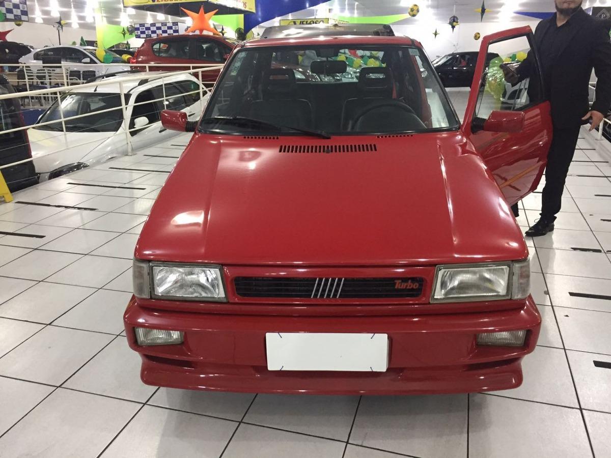 Uno Turbo 1994 Todo Original+novo De Sp,manual,motor