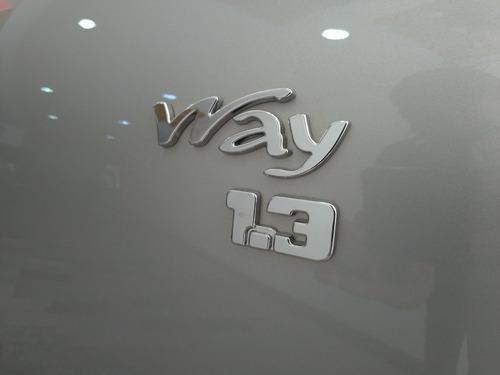 uno way 1.3 firefly 2018 completo flex único dono
