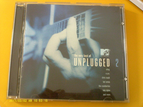 unplugged 2 - the very best of - cd nacional