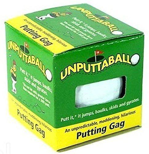 unputtaball la pelota de golf