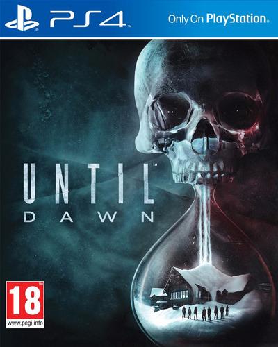 until dawn juego ps4 fisico - nuevo caja sellada htg