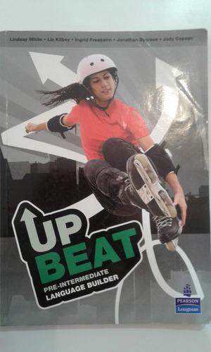 up beat pre-intermediate student´s book + language builder