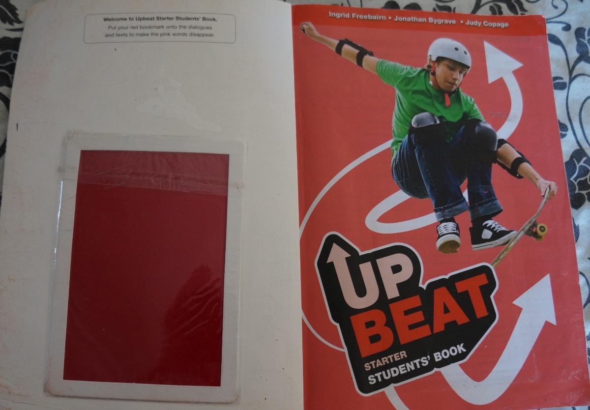 Upbeat Starter Students Book