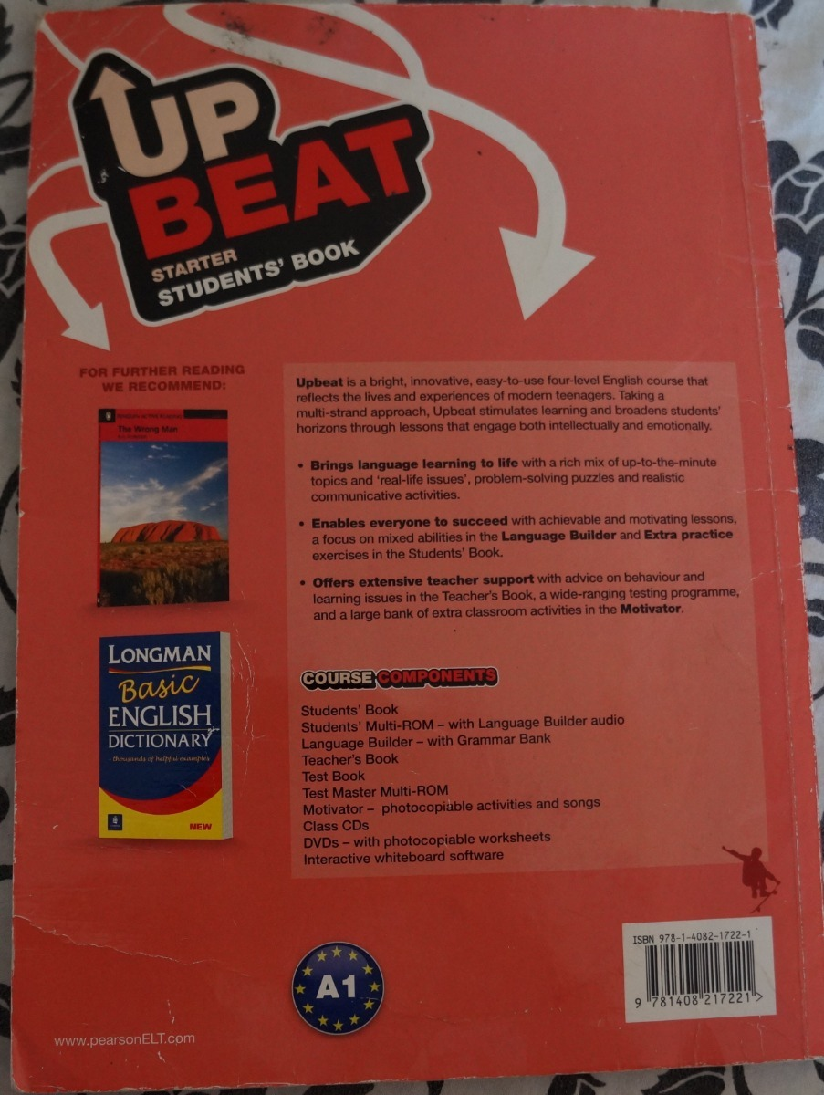 Up Beat Starter Students Book