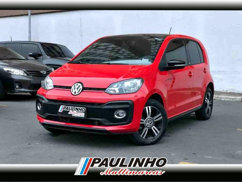 up pepper 1.0 tsi c/ app connect impecável 2018
