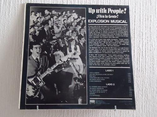 up with people - viva la gente (explosion musical en mexico)