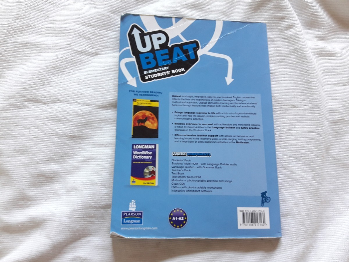 Upbeat Elementary Test Book