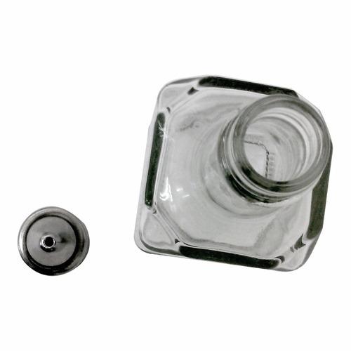 update sk-ov vinagrera salsera cuadrada cristal vidrio wwvin