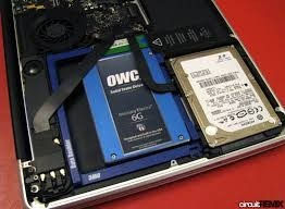upgrade disco ssd flash macbook pro air retina imac mac mini