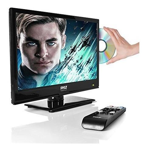 upgraded premium 15.6 1080p led tv multimedia disc