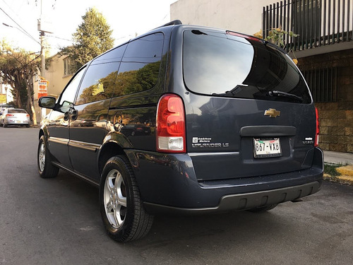 uplander 2008 dvd electrica aire estereo rines 55,000 kms