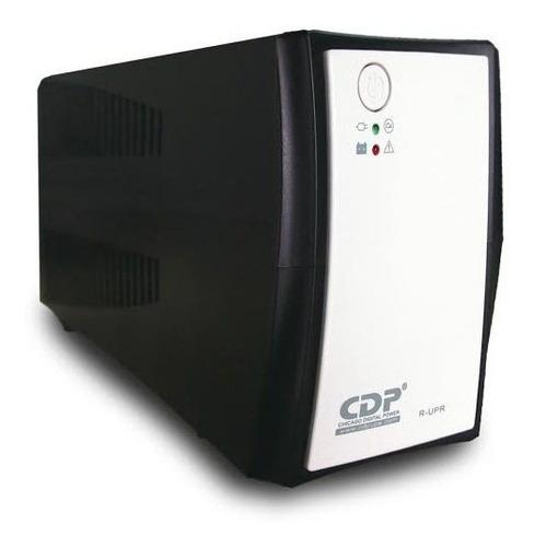 ups 1000va cdp con protector de voltaje 6 tomas