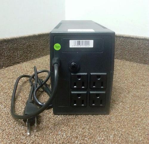 ups 1000va explore power 4 tomas regulador de voltaje