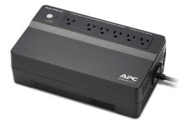 ups apc back-ups bx575v-lm 575va 120v/lam
