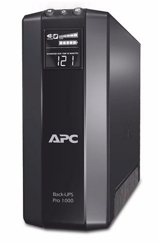 ups apc br1000g 1000va/1kva/600w 8 salidas promocion