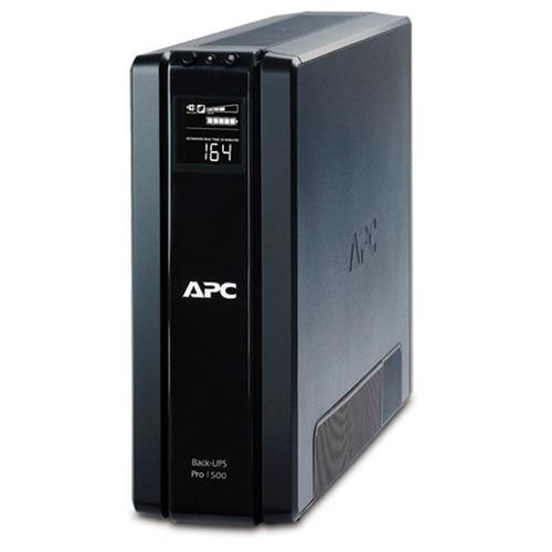 ups apc br1500g 1500va 10 tomas lcd avr potente electricidad