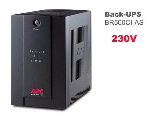 ups apc br500ci-as, interactivo, 500va, 300w,envio gratis