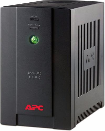 ups apc bx1100ci 1100va 6 tomas estabilizador para gamer