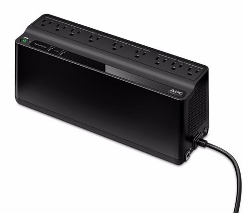 ups apc de 850va back be 850m2,  2 usb