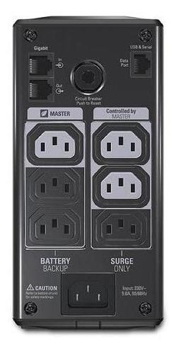 ups apc power-saving back-ups pro br550gi - techbox