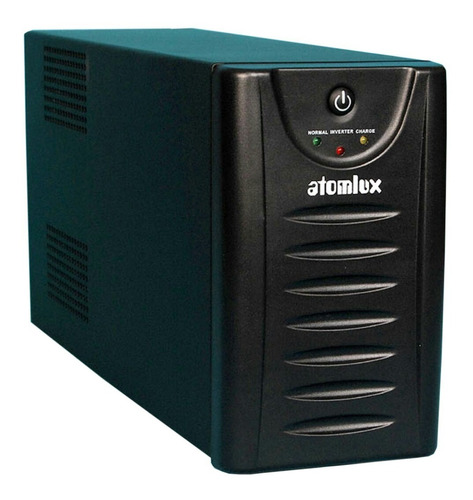 ups atomlux 1000 va estabilizador 2 salidas garantia oficial