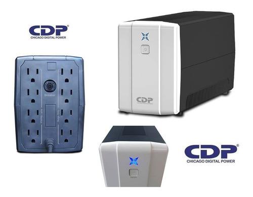 ups cdp r-upr 508 500va/250watts 8 tomas 110v