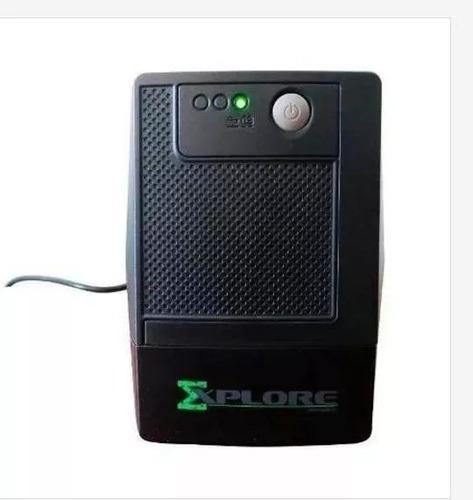 ups explore power 1000va 4 tomas backup regula voltaje 616 +