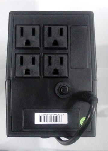 ups explore power 1000va 4 tomas backup regulador de voltaje