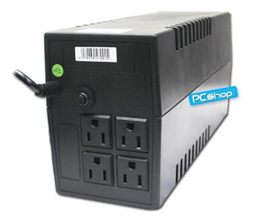 ups explore power ai750 750va/450w 4 tomas tienda vln-ccs