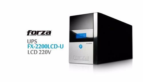 ups forza fx-2200lcd 2200va/1200w