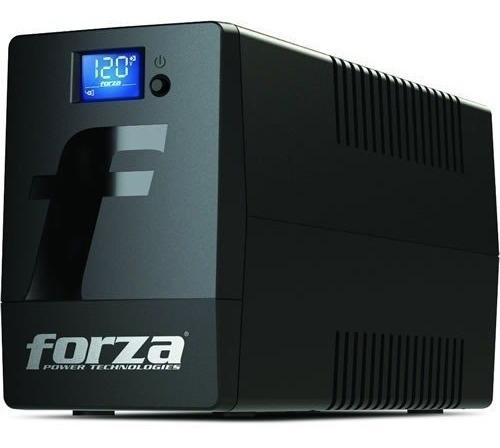 ups forza sl-1012ul-c smart 1000va 600w 220v - techbox