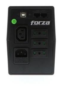 ups forza sl-402ul-c 400va 240w - techbox