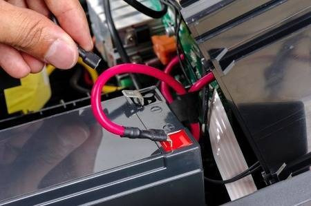ups no reconoce baterías - servicio tecnico ya!