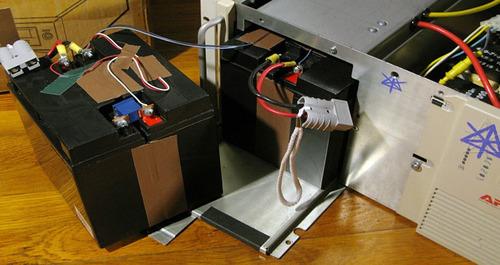 ups no retiene carga - cambia tu bateria ya!