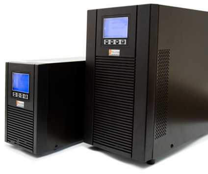 ups polaris tx-3000 online 3000va 2400w lcd doble conversion