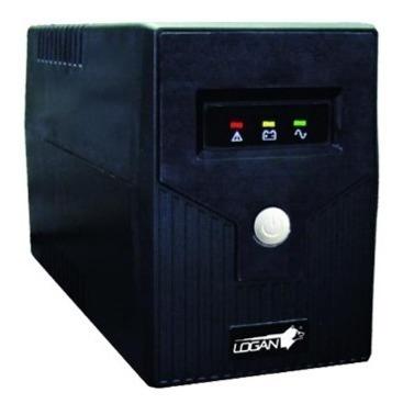 ups regulador de voltaje 750va 4 tomas marca logan