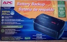 ups regulador de voltaje apc 450va 257 w 8 tomas oferta!!