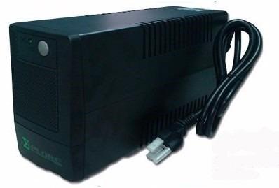 ups regulador explore power ai750 750va 4 tomas backups