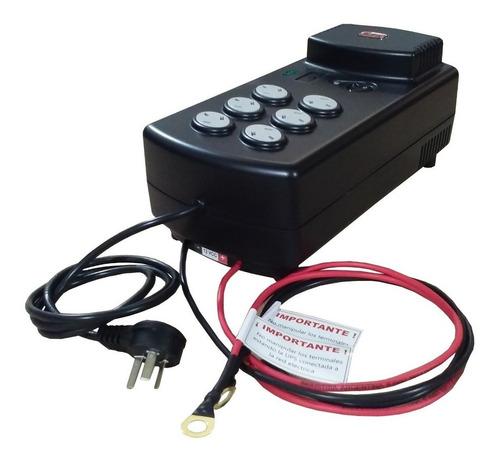 ups sic 650 va de larga autonomía para batería externa