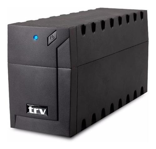 ups trv neo 850 + 4 salidas + puerto usb + batería interna