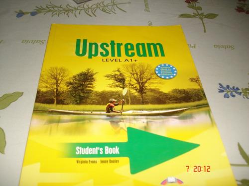 upstream level a1+ student's book virginia evansjenny dooley