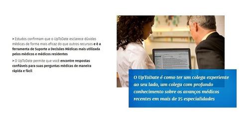 uptodate 2019 - conteúdo integral online e offline