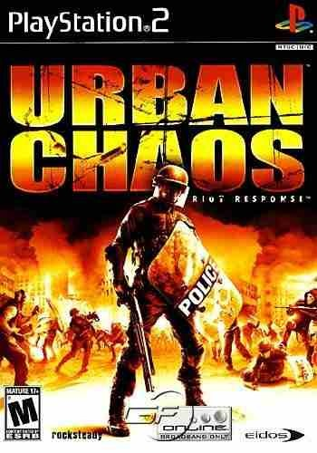 URBAN CHAOS (ISO) (PS2)