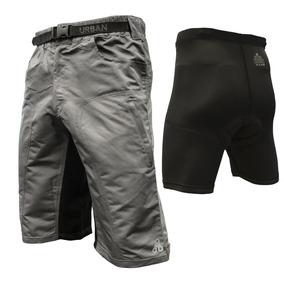 b476a3130c Pantalones Cortos Con Tirantes Bermuda Cargo De Chouyatou. Lima · Urban  Cycling Apparel The Enduro - Pantalón Corto De Cicl