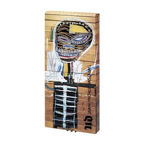 urban decay jean-michel basquiat gold griot eyeshadow