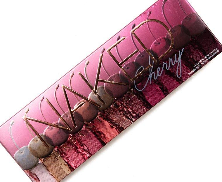 Urban Decay  Naked Cherry -  1,53400 En Mercado Libre-7259