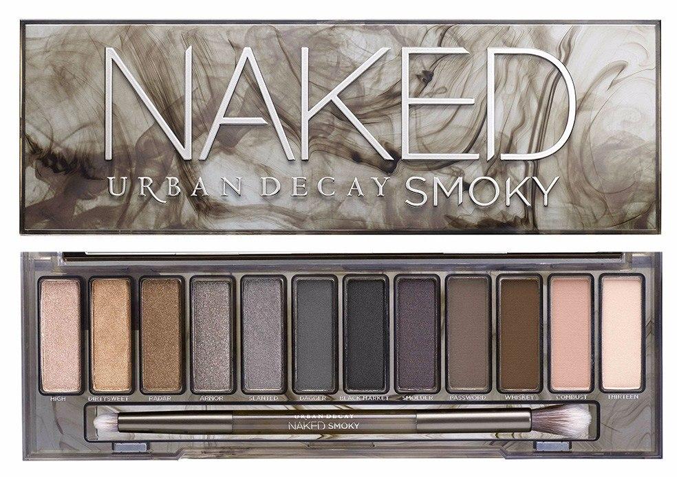 Naked Petite Heat: paleta de sombras da Urban Decay