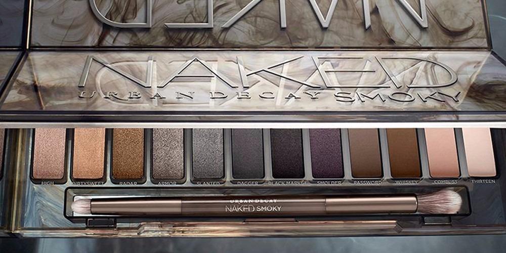 Urban Decay Naked Smoky Palette - R 320,00 Em Mercado Livre-8558