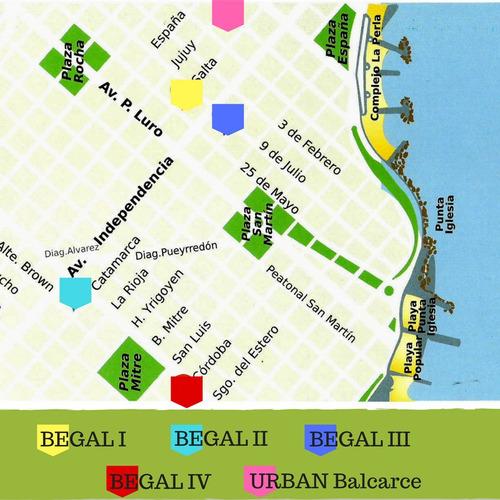 urban la perla 1,2,3 ambientes desde sólo u$s55000.