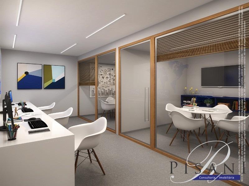 urban lapa, apartamento studio com garden, - ap02065